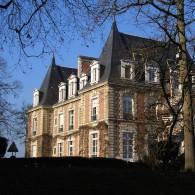 Château Malvau - Façade de côté